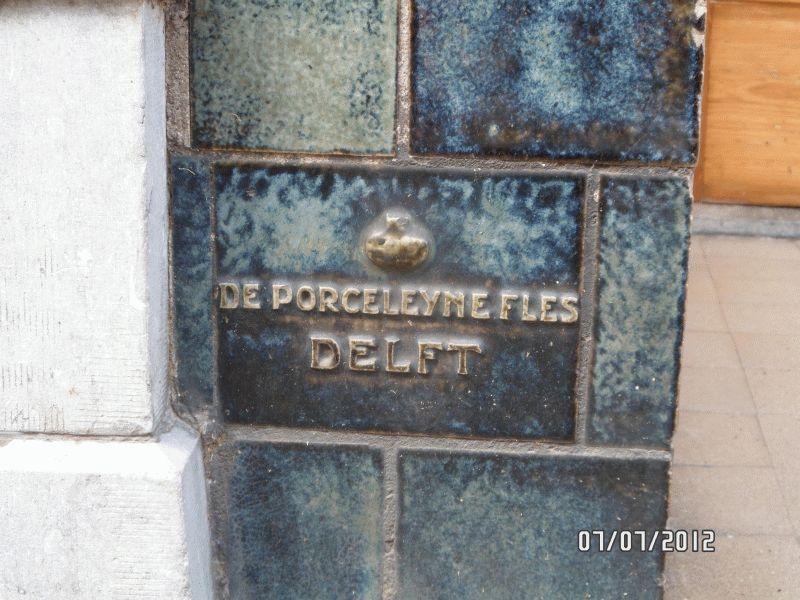 Ongekend TEGELS op LOCATIE in NEDERLAND - Wandelroute, Fietsroute KS-41